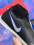 Футзалки Nike Phantom Vision Academy Dynamic Fit IC найк фантом футбольна взуття, фото 6