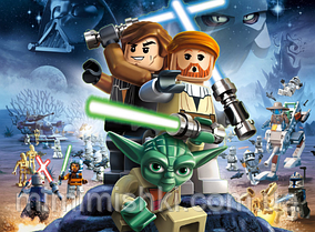 Космические приключения: игровые наборы LEGO Star Wars