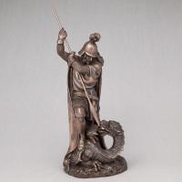 """Статуетка """"Георгій Побідоносець"""" (30 см) (75816A4)"""