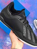Футзалки Adidas X 19.3 IN/залки адидас икс/футбольная обувь, фото 7