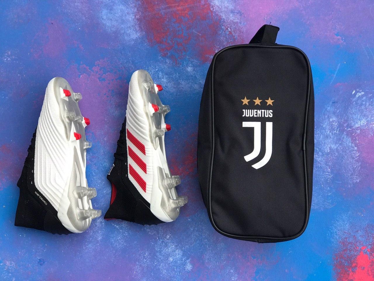 Спортивна Сумка для взуття FC Juventus/сумка для футболіста/ювентус