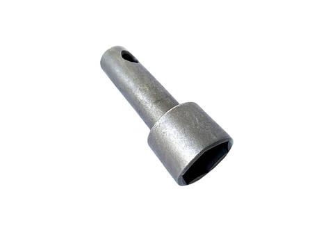 Ключ свечной 2T 21mm каленый, фото 2