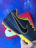 Сороконожки Nike Tiempo Ligera IV TF многошиповки найк темпо тиемпо бампы, фото 5