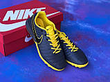 Сороконожки Nike Tiempo Ligera IV TF многошиповки найк темпо тиемпо бампы, фото 6