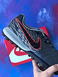 Стоноги Nike Tiempo Victory Pack многошиповки найк темпо вікторі пак тиемпо бампы лигера, фото 5