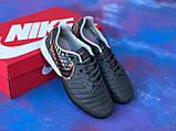 Стоноги Nike Tiempo Victory Pack многошиповки найк темпо вікторі пак тиемпо бампы лигера, фото 2