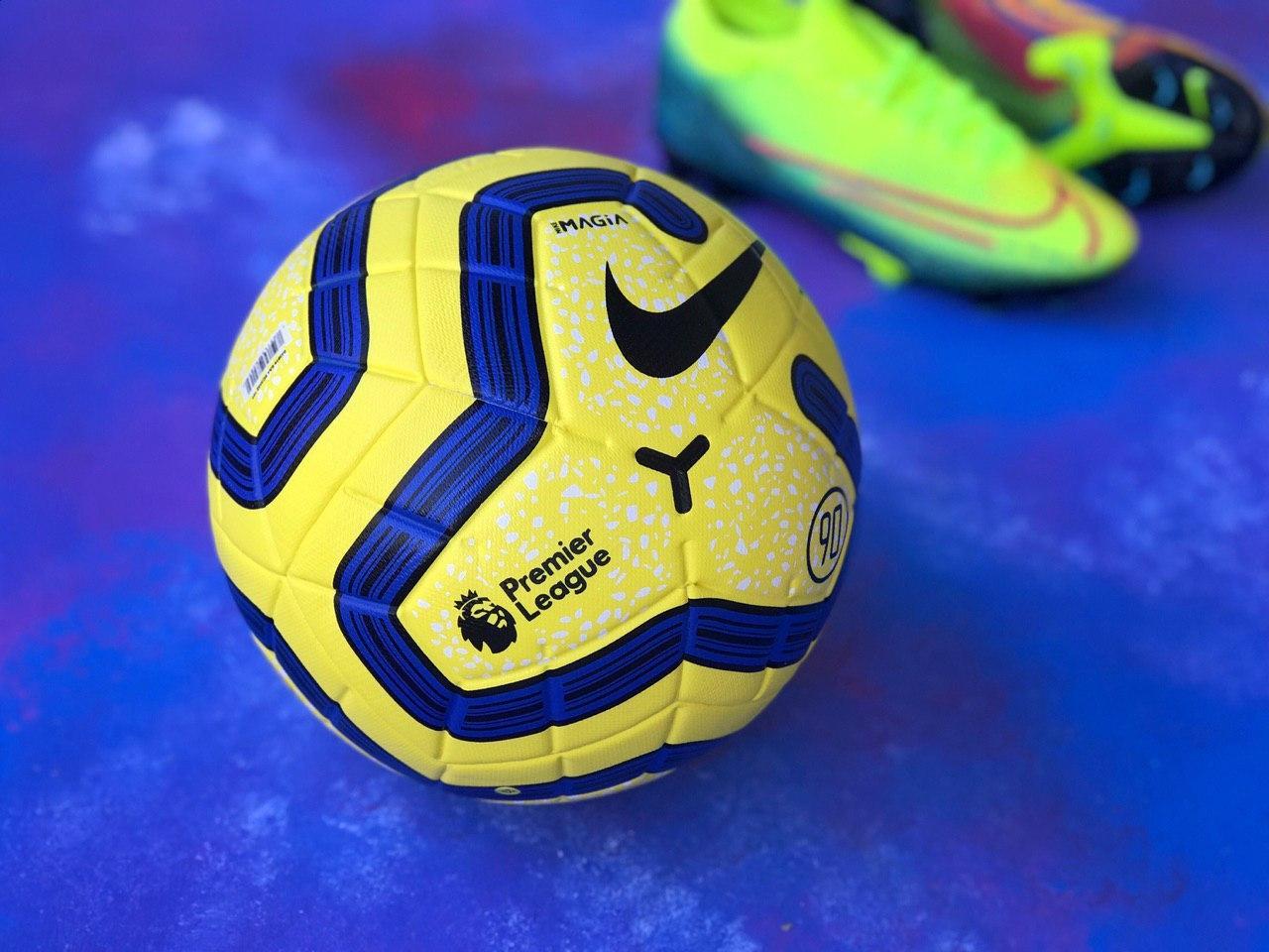 Футбольний м'яч Nike Premier League/найк прем'єр ліги Англії/для футболу