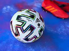 М'яч футбольний Adidas Uniforia Euro-2020 адідас для футболу євро