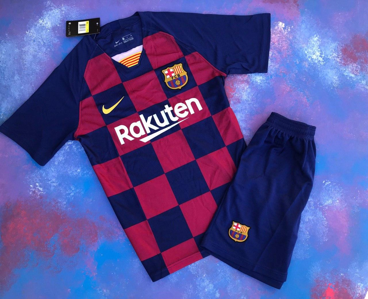 Футбольная форма ФК Барселона (Barcelona)