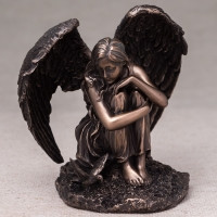 """Статуетка """"Ангел"""" (17*18 см) (76364A1)"""