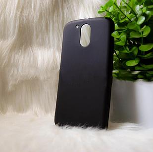 Чехол Motorola G4 черный
