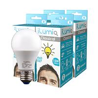 Набір №13 (4 шт Лампа Ilumia 006 L-10 + 2уп Батарейок LP AAA R03P)