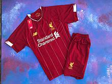 Футбольная форма ФК Ливерпуль (Liverpool)