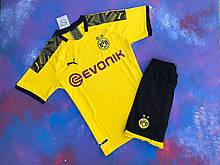 Футбольна форма ФК Борусія Дортмунд (Borussia Dortmund)