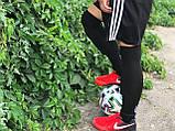 Футбольні гетри без носка + шкарпетки GUL(чорні)/комплект/обрізки/для футболу, фото 3