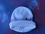 Шапка Adidas/ шапка адидас/ шапка женская \шапка мужская/шапка белая, фото 6