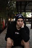 Шапка Adidas/ шапка адідас/ шапка жіноча \шапка чоловіча/шапка темно-синя, фото 4