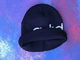 Шапка Adidas/ шапка адідас/ шапка жіноча \шапка чоловіча/шапка темно-синя, фото 7