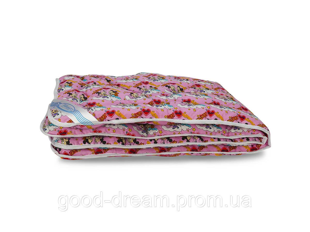 Одеяло детское антиалергенное Leleka-Textile 105х140 БД93 Осень-Зима