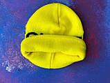 Шапка Dsquared2/Шапка Дискваред/шапка женская/шапка мужская/шапка жёлтая, фото 4