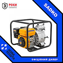 Мотопомпа Sadko WP-80Т (для грязной воды).