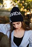 Шапка JORDAN/Шапка Джордан/шапка чоловіча/шапка жіноча/шапка ч'рная, фото 5