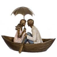 "Фигурка ""В лодке"" (2007-034)"