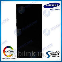 Дисплей на Samsung N970 Galaxy Note 10 Aura Glow Silver,GH82-20818C, Super AMOLED!