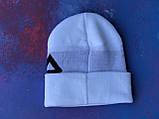 Шапка FILA/Шапка філа/шапка жіноча/шапка чоловіча/шапка біла, фото 4