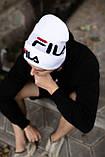 Шапка FILA/Шапка філа/шапка жіноча/шапка чоловіча/шапка біла, фото 6