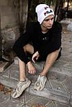 Шапка FILA/Шапка філа/шапка жіноча/шапка чоловіча/шапка біла, фото 7