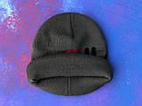 Шапка FILA/Шапка філа/шапка жіноча/шапка чоловіча/шапка хакі, фото 4