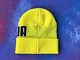 Шапка Puma /Шапка пума/шапка жіноча/шапка чоловіча/шапка сіра, фото 4