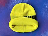 Шапка Puma /Шапка пума/шапка жіноча/шапка чоловіча/шапка сіра, фото 7