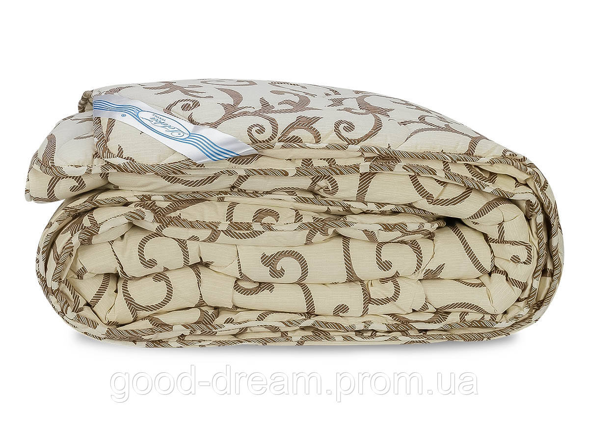 Одеяло Аляска шерсть Хлопок Leleka-Textile 172х205 Р238 Зима