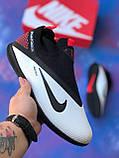Футзалки Nike Phantom GT Club Dynamic Fit IC найк меркуриал футбольна взуття, фото 7