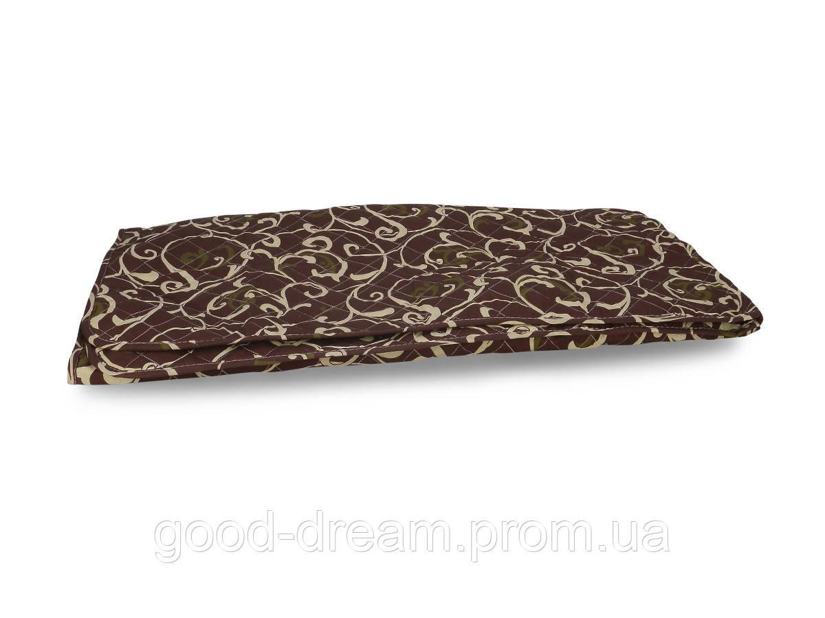 Одеяло-Покрывало полиэстер П-820 Leleka-Textile 140х205 цветной
