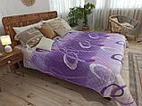 Одеяло-Покрывало полиэстер П-827 Leleka-Textile 140х205 цветной Лето, фото 4