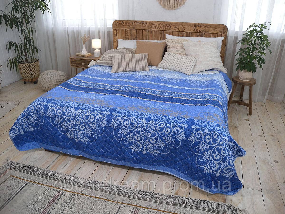 Одеяло-Покрывало полиэстер П-830 Leleka-Textile 140х205 цветной Лето