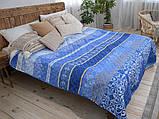 Одеяло-Покрывало полиэстер П-830 Leleka-Textile 140х205 цветной Лето, фото 4