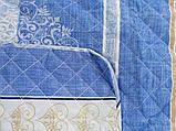 Одеяло-Покрывало полиэстер П-830 Leleka-Textile 140х205 цветной Лето, фото 5