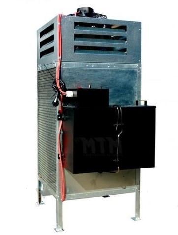 Печь на отработанном масле MTM 8-30 кВт (Оцинкованная)