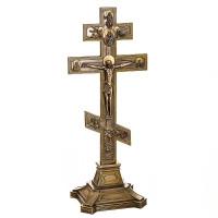 """Статуетка """"Хрест з розп'яттям"""" (77403A4)"""