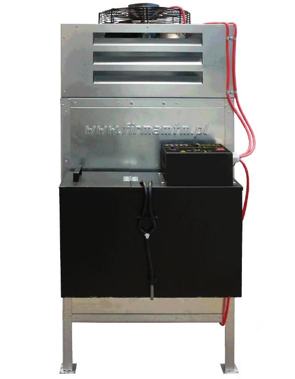 Печь на отработке MTM 8-30 кВт Гальваника (Фото)