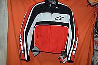 Качественная мотокуртка текстильная Alpinestars T-DYNO WATER PROOF размер M