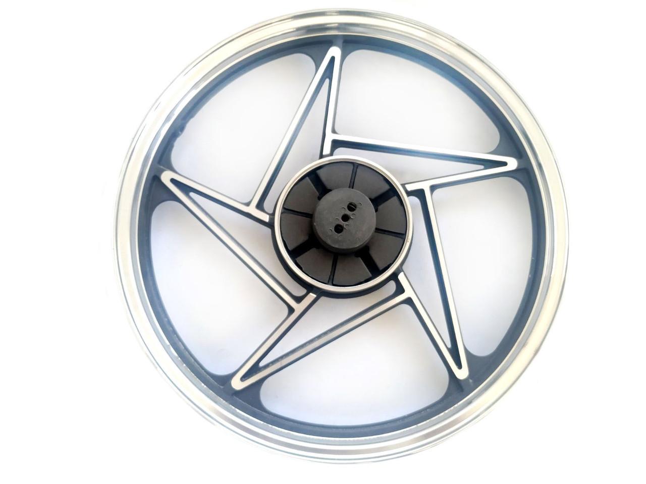 Диск колеса задний 18'-1.85 WY125/150 литой 'L'