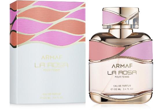 Armaf La Rosa Pour Femme Парфюмированная вода женская, 100 мл