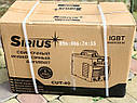 Плазморез Sirius CUT-40 плазменная резка 12мм плазменный резак, фото 5