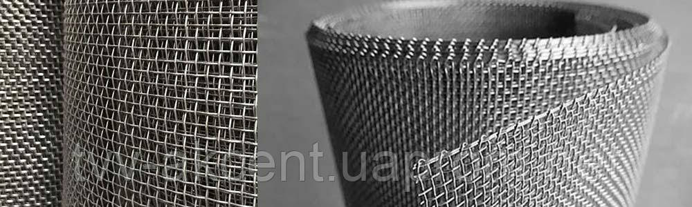 Сетка тканная низкоуглеродистая 0,4* 0,2 мм