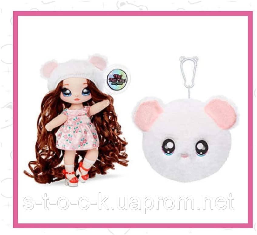 Мягкая кукла na! na! na! surprise миша маус мышка 569244t MGA